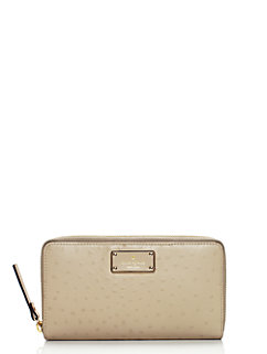 a la vita ostrich neda by kate spade new york