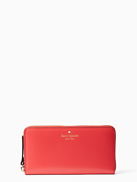 Kate Spade Grand Street Lacey, Crab Red