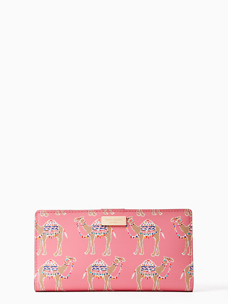 Kate Spade Liberty Street Camel Party Stacy
