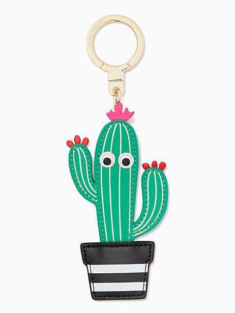Kate Spade Cactus Keychain