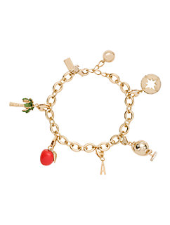 travel charm bracelet, , s7productgrid