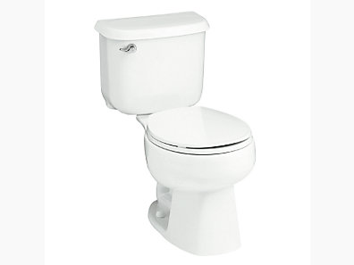 round front toilet dimensions. Windham TM Round Front Toilet With Pro Force Technology and Left Hand Trip  Lever 402078 0 Toilets Sterling Plumbing martinkeeis me 100 Bowl Dimensions Images