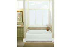 "Ensemble™ 42, Series 7111, 60"" x 42"" Bath - Left-hand Drain"