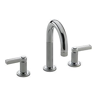 Kallista: Vir Stil(R) by Laura Kirar Basin Faucet Set, Lever ...
