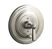 For Town by Michael S Smith Pressure Balance Valve Trim with Diverter, Lever Handle