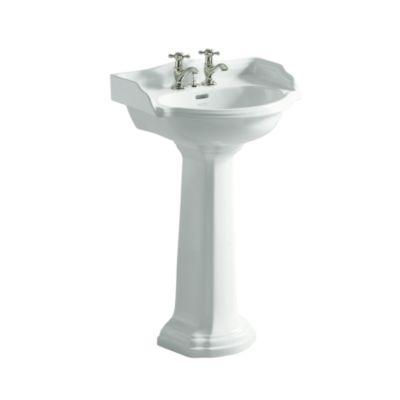Bathroom Pedestal Sinks on Kallista  Stafford Pedestal Sink  21   P72001 00