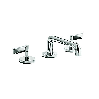 Kallista: One(TM) Basin Faucet Set, Low-Spout, Lever Handles: P24491-LV