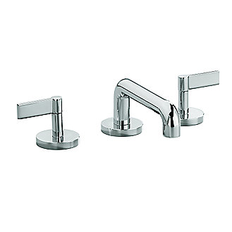 Kallista: One(TM) Deck-Mounted Bath Faucet Set, Low-Spout, Lever ...