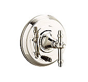 Inigo by Michael S Smith Pressure Balance Valve Trim with Diverter, Lever Handle