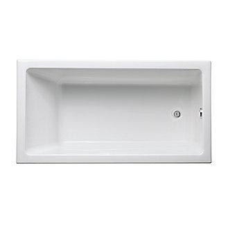Kallista: Perfect Small Rectangular Bathtub: P50047-00