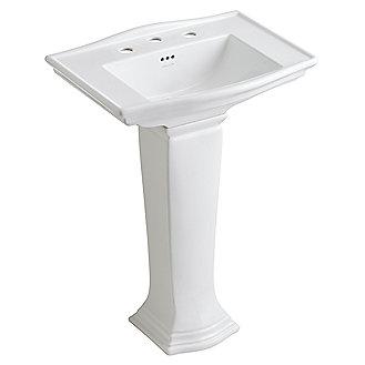 Kallista Hampstead Pedestal Sink 24 Quot P72021 00