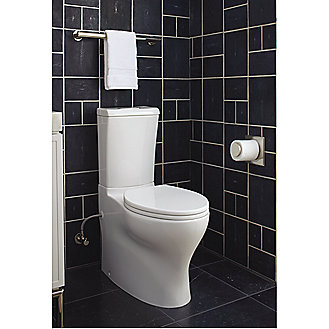Kallista: Plie(R) Two-Piece High-Efficiency Toilet, Less Seat ...