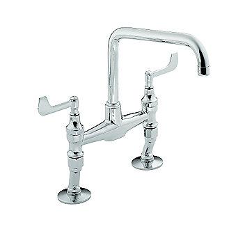 Kallista: For Loft by Michael S Smith Kitchen Faucet, Wristblade ...