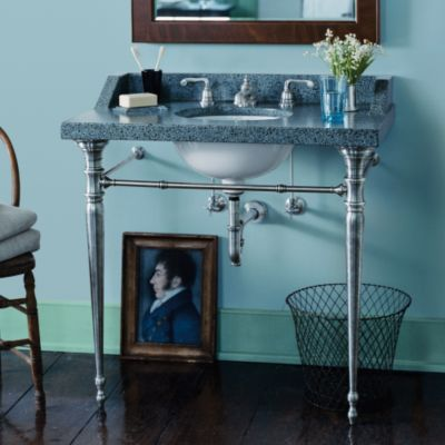 Kallista: For Country by Michael S Smith Console Table Legs with