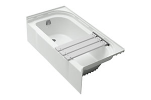 "Accord™ ADA 60"" x 30"" Bath - Left-hand Drain with Seat on Right"