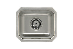 "Springdale® Undercounter Secondary Sink with Strainer, 14"" x 12"""