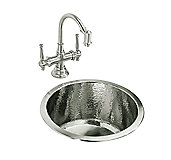 Monte Carlo II(TM) Round Bar Sink