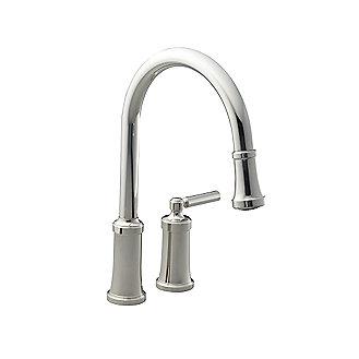 Kallista Quincy Tm Pull Down Kitchen Faucet P25000 00