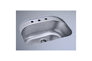 "Cinch® Undercounter 26.4"" x 20.4"" x 9"" D-Bowl S"