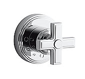 Vir Stil(R) by Laura Kirar Volume Control Valve Trim, Cross Handle