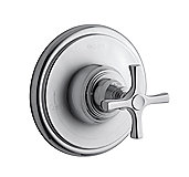 Bellis Thermostatic Valve Trim, Cross Handle