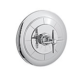 For Loft by Michael S Smith Thermostatic Valve Trim, Cross Handle