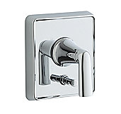 Counterpoint by Barbara Barry Pressure Balance Valve with Diverter, Lever Handle