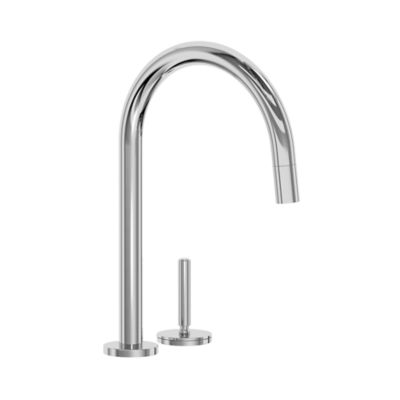 kallista one tm pull down kitchen faucet p25200 00