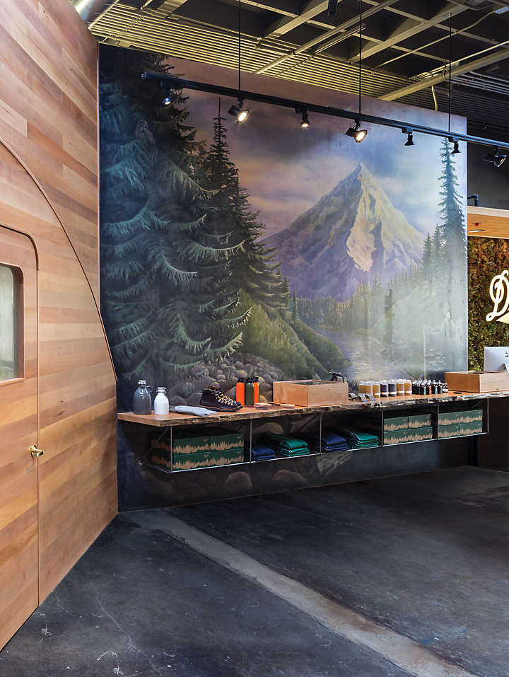 Danner Union Way Store