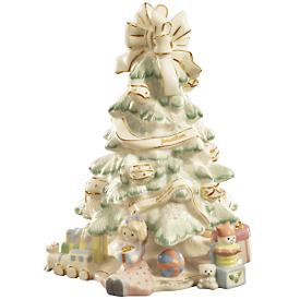 Holiday Traditions Christmas Tree Figurine