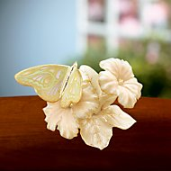Quiet Moment Butterfly Figurine by Lenox