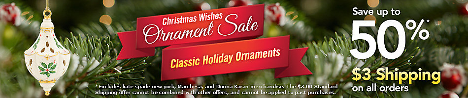 Ornament Sale - Holiday Accents