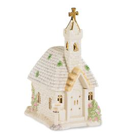 St. Patrick's Blessing Music Box