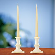 Versailles Gold 2-piece Candlestick Holder Set by Lenox