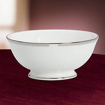 LENOX Made in America  - Columbus Circle Fruit Bowl