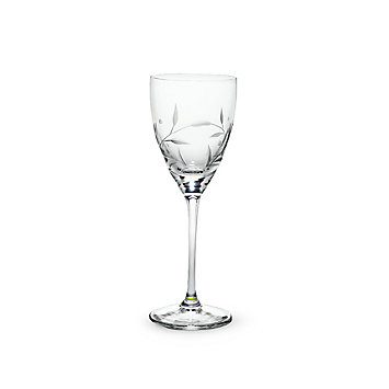 Opal Innocence Crystal Wine Glass