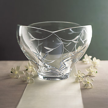 Opal Innocence Crystal Bowl by Lenox