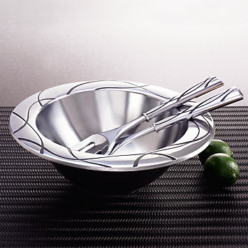 Vibe 3-piece Salad Set by Lenox