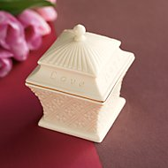 Hope, Dreams, Faith, Love Musical Keepsake Box by Lenox
