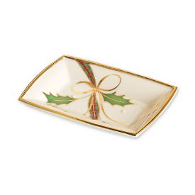 Holiday Nouveau Gold Soap Holder