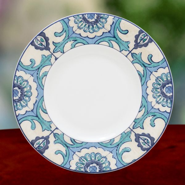 Mediterra Menorca Party Plate by Lenox