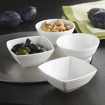 Tin Can Alley™ 4-piece Snack Bowl Set by Lenox