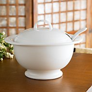 Aspen Ridge Soup Tureen with Ladle by Lenox
