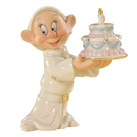 Disney's Dopey's Birthday Wish Figurine