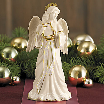 Innocence Nativity Angel Figurine by Lenox