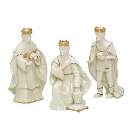 Innocence Nativity 3-piece Kings Figurine Set