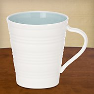 Tin Can Alley® Four° Blue Mug by Lenox