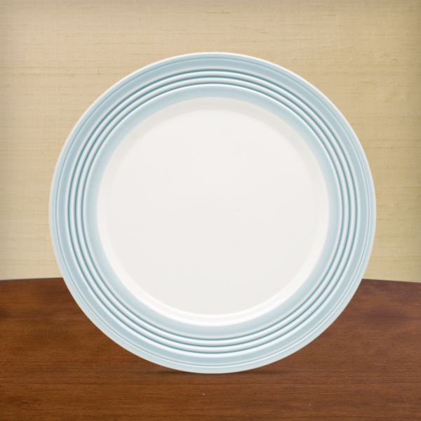 Tin Can Alley® Four° Blue Accent Plate by Lenox
