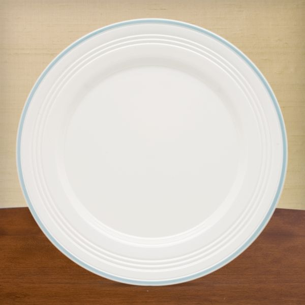 Tin Can Alley® Four° Blue Dinner Plate by Lenox