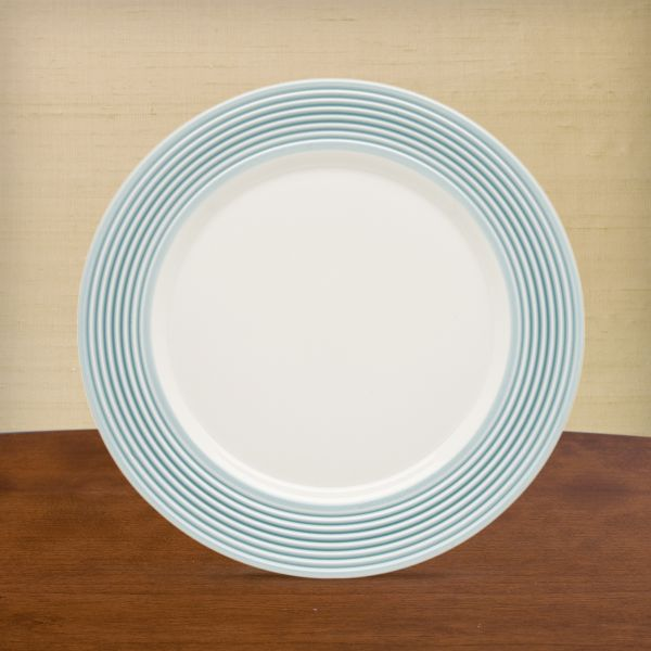 Tin Can Alley® Seven° Blue Accent Plate by Lenox